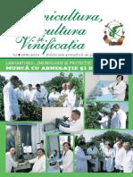 Pomicultura, Viticultura și Vinificația 2016 Nr.4