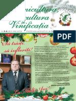 Pomicultura, Viticultura și Vinificația 2016 Nr.5-6