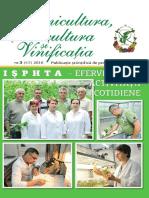 Pomicultura, Viticultura și Vinificația 2016 Nr.3