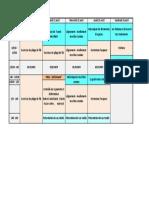 Programme DES 1
