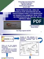 Presentacion Del Proyecto (IMMERC, C.a.)