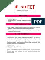 Job Sheet Kompres Panas & Dingin.docx