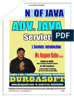 1.Servlets Introduction