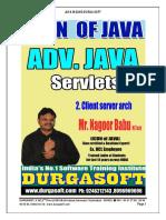 2.Client Server Arch