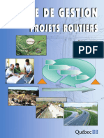 Guide Gestion Projets Routiers 2009
