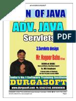 3.Servlets Design