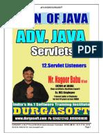 12.Servlet Listeners