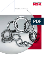 NSK Bearing Replacement Guide