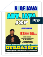 JSP Introduction
