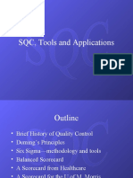 SQC tool and application