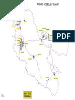 Carte Radars en Moselle