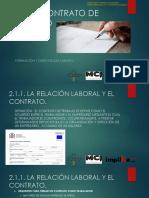 2.1-2.2 El Contrato de Trabajo Cai