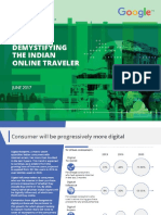 Google-BCG Travel Report 2017 Summary