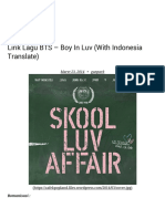 Lirik Lagu BTS – Boy In Luv (With Indonesia Translate)  K-Pop Land.pdf