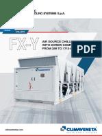 Brochures FX Y