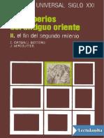 Los imperios del Antiguo Oriente II - Elena Cassin.pdf