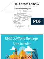 36 World Heritage of India