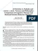 Comparison of Cbt and Rebt1