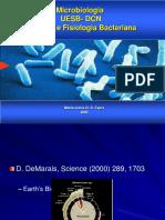 Aula Atual Morfologia Citologia Bacteriana-2006