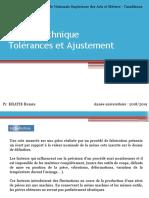 Tolérances et Ajustement- Pour les étudiants.pptx