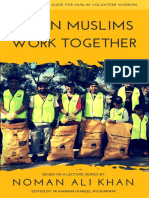 When Muslims Work Together Book