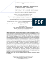 A New Ethnobiological Similarity Index for the Evaluation of Novel Use Reports