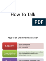 7T Presentations