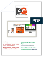 A to z in Banking by d2g