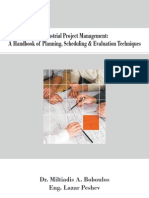 Industrial Project Management- A Handbook of Planning, Scheduling & Evaluation Techniques