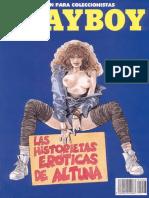 HORACIO ALTUNA - Playboy Especial Coleccionistas #6 - Las Historietas Eróticas de Altuna
