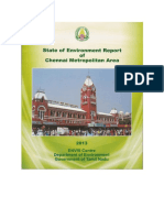 State of Environment Report of Chennai metropolitan area.pdf