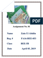Khilafat Movement & its failure.docx