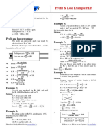 Profit & Loss Example PDF