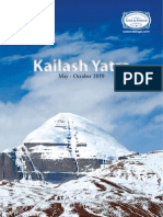 Itenary for - Holy Kailash and Manasarovar Lake - Bharat Deko Pacakages by Cox and Kings