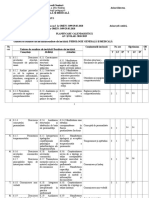 Planificare AMG I M v I Psihologie