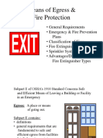 Egress & Fire Protection 2