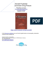 The Carcinosin Drug Picture Donald Foubister.00248 2
