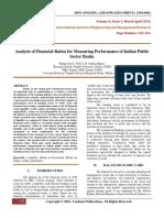 AnalysisOfFinancialRatiosForMeasuringPerformanceOfIndianPublicSectorBanks(152 162) (1)
