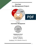 IM Project _draft-1_ by Sangeeta Mishra - Roll No. U208049