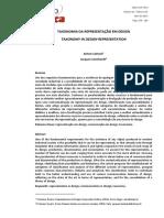 Cattani, Airton; Leenhardt, Jacques. Taxonomia da Representacao em Design