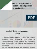 Análisis de Las Operaciones y Tareas - Copia