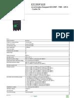 EasyPact EZC_EZC250F3225