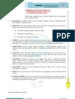 100 Terminos Tecnicos en El Area de Ing. Civil