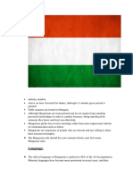 Project Hungary.docx