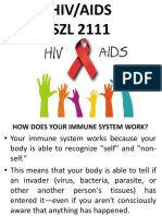 8 HIV-AIDS Immune System 8