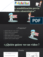 Técnicas de sensibilización previo a la atención escuela palabritas 1.pptx