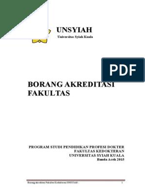 Borang Fakultas Doc