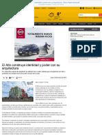 El Alto Construye Identidad y Poder Con Su Arquitectura