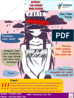 Yussep Aldi Poster Depresi Edukasi Gizi