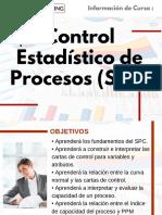 Curso Control Estadístico de Procesos (SPC)
